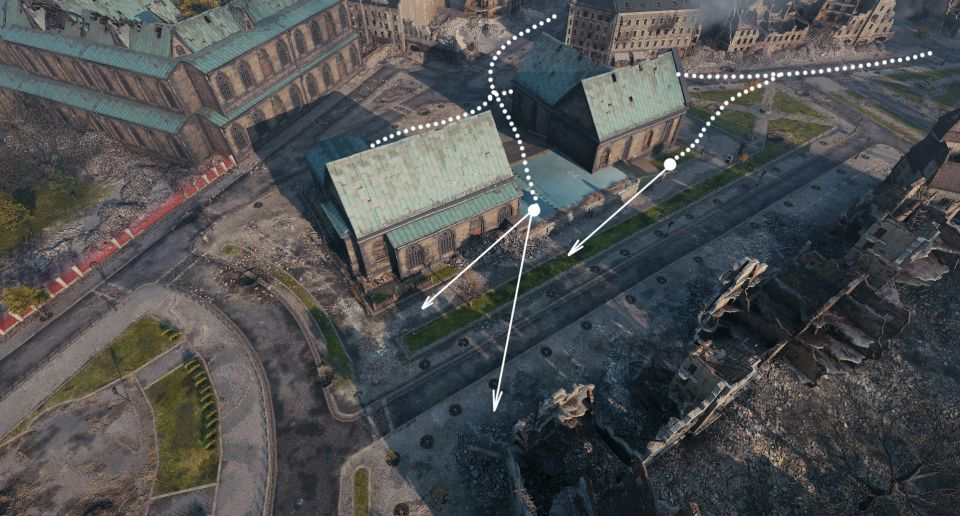 Supertest: Přepracování map Ruinberg a Hranice říše