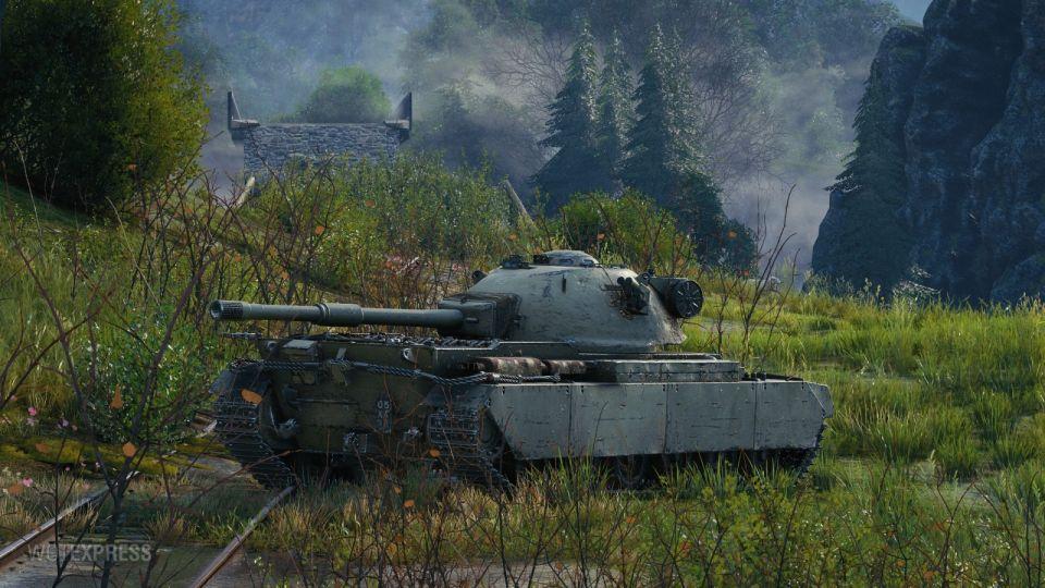 Obrázky tanku Charlemagne