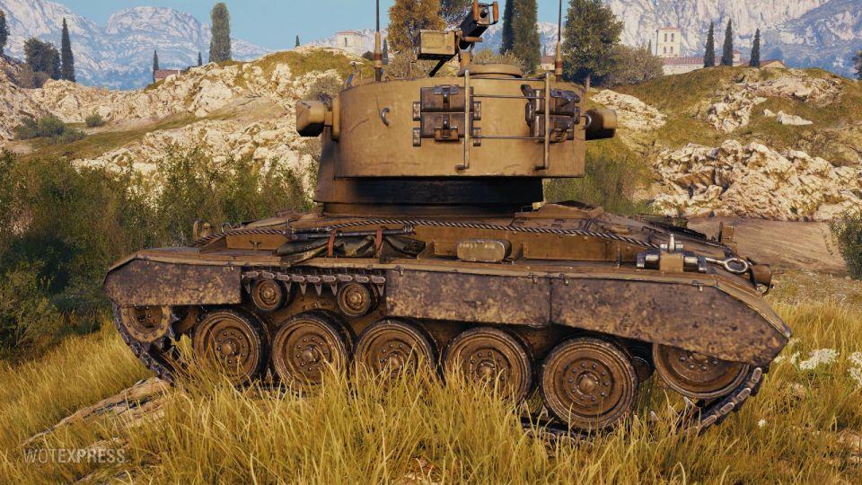 Nový tank k dispozici za výroční mince