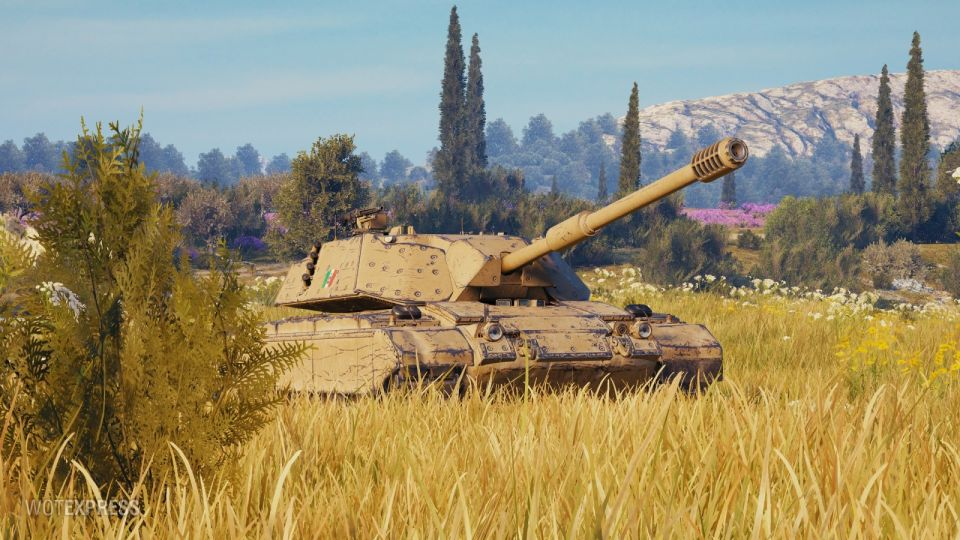 Obrázky tanku Progetto 71