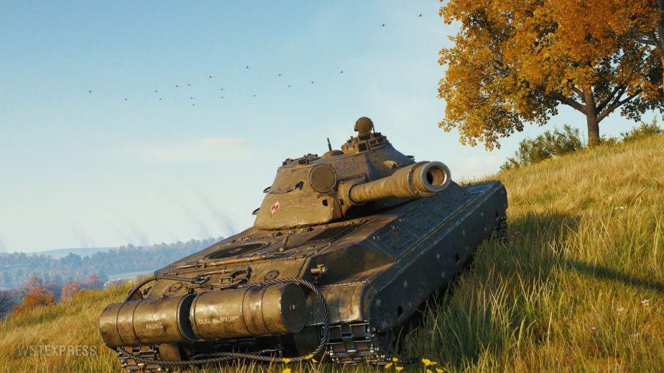 Herní obrázky tanku CS-63