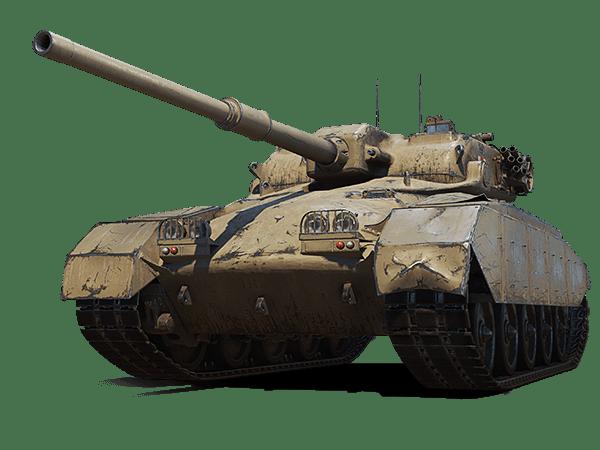 Aktualizace 1.10.1.3: Změny na tanku GSOR 1008