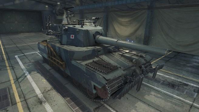 """1.11.1: """"Kaiju"""" 3D styl pro Type 5 Heavy"""