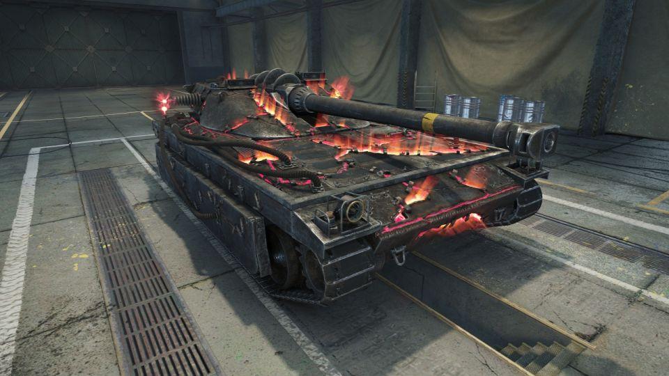 """Aktualizace 1.11: 3D maskování """"Vital Spark"""""""