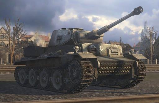 Supertest: Změny vlastností tanků VK 36.01 (H), Tiger I a Tiger II