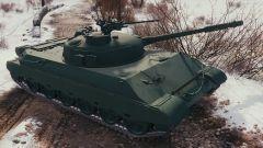 Fotky tanku WZ-113-II