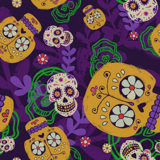 """Aktualizace 1.10.1: Maskování """"Den mrtvých"""""""