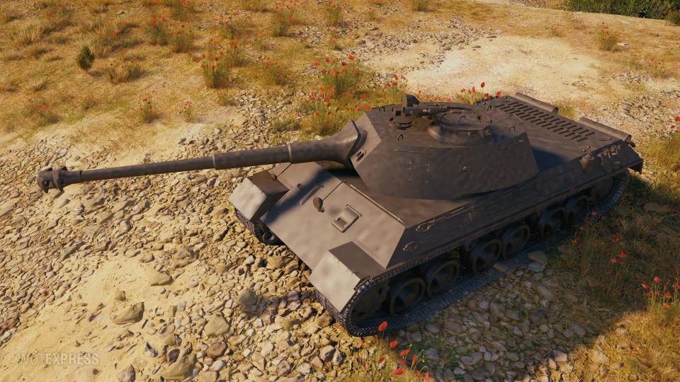 Supertest: Změna vlastností Škoda T 45