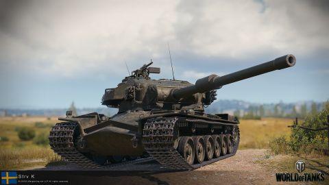 Strv K: Brit nebo Švéd?