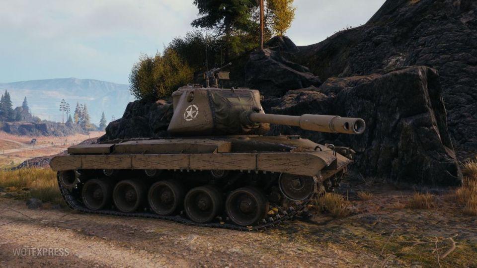 Aktualizace 1.10.0.2: Změna vlastností tanku T42