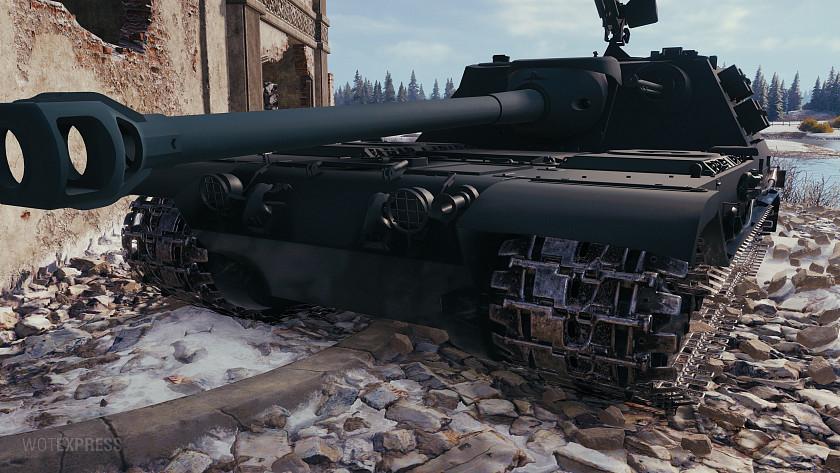 1.11.1: Úprava vlastností tanku K-91-PT