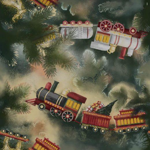 """Holiday Ops 2021: Maskování """"Armored Train"""""""