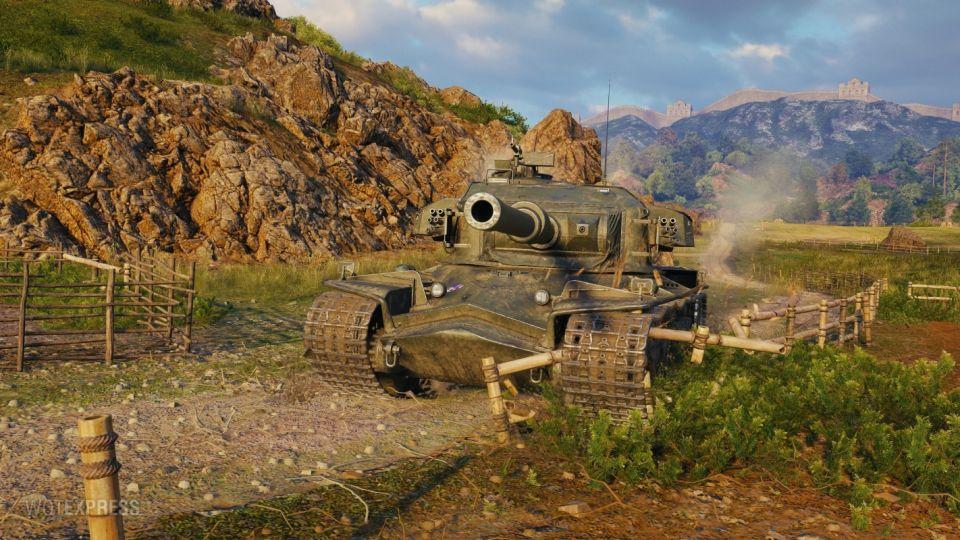WoT EU: Drobné problémy v Tank Rewards