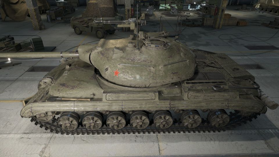 1.10.1: Drobné změny na tanku Object 274a