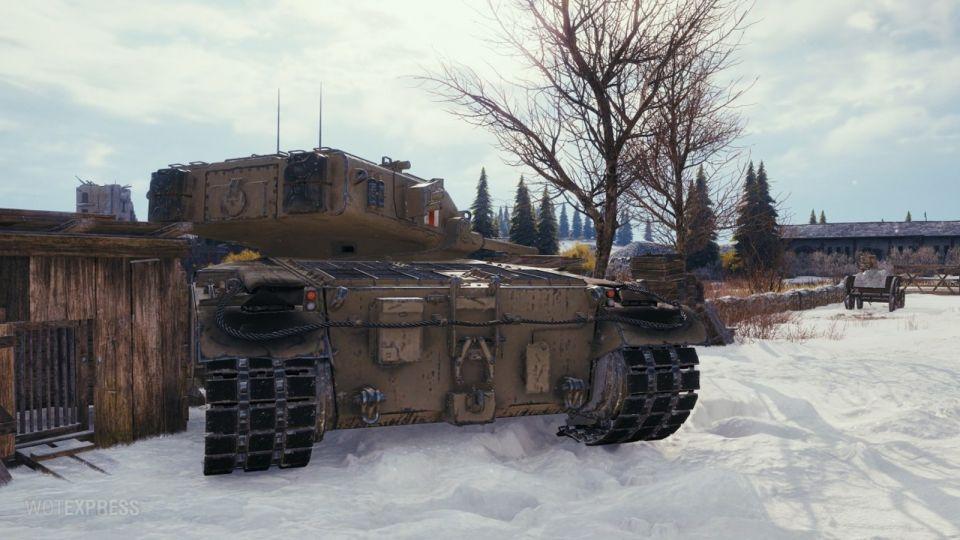Fotky z bojiště tanku GSOR 1008