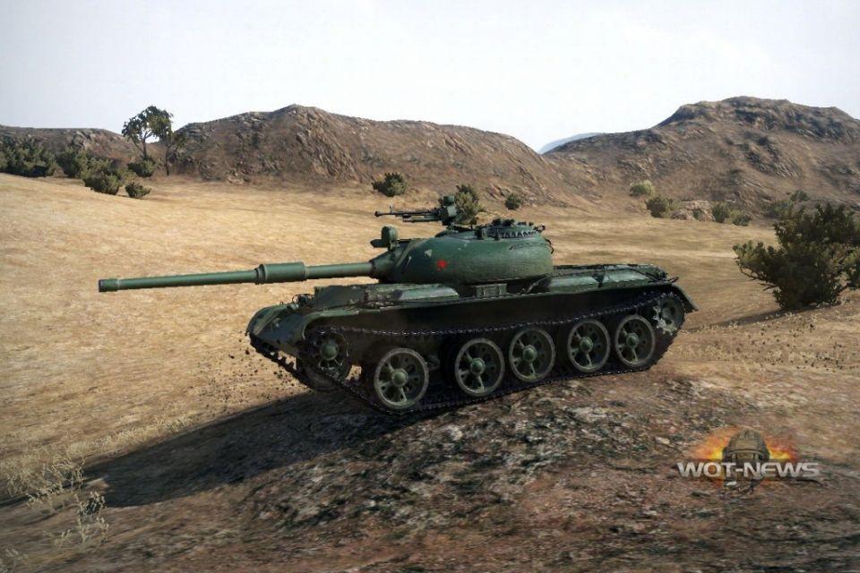 Supertest: Úprava čínských tanků