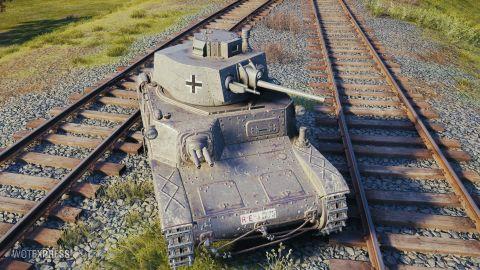 Fotky tanku Pz.Kpfw. M15