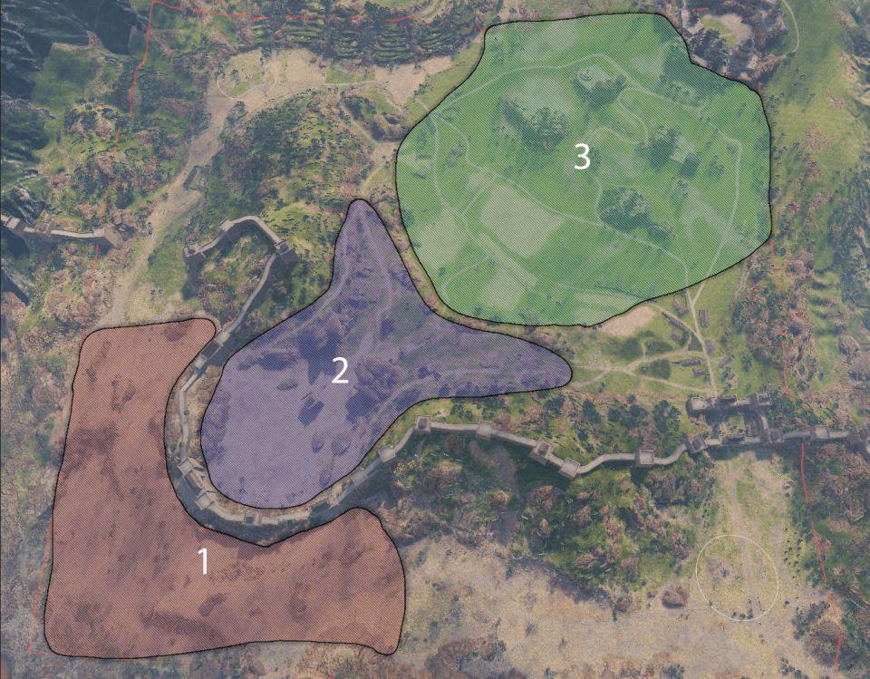 Supertest: Přepracovaná mapa Hranice říše