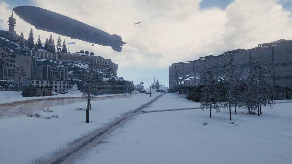 WoT Supertest: Mapy Ostrov verze 2 a Graf Zeppelin