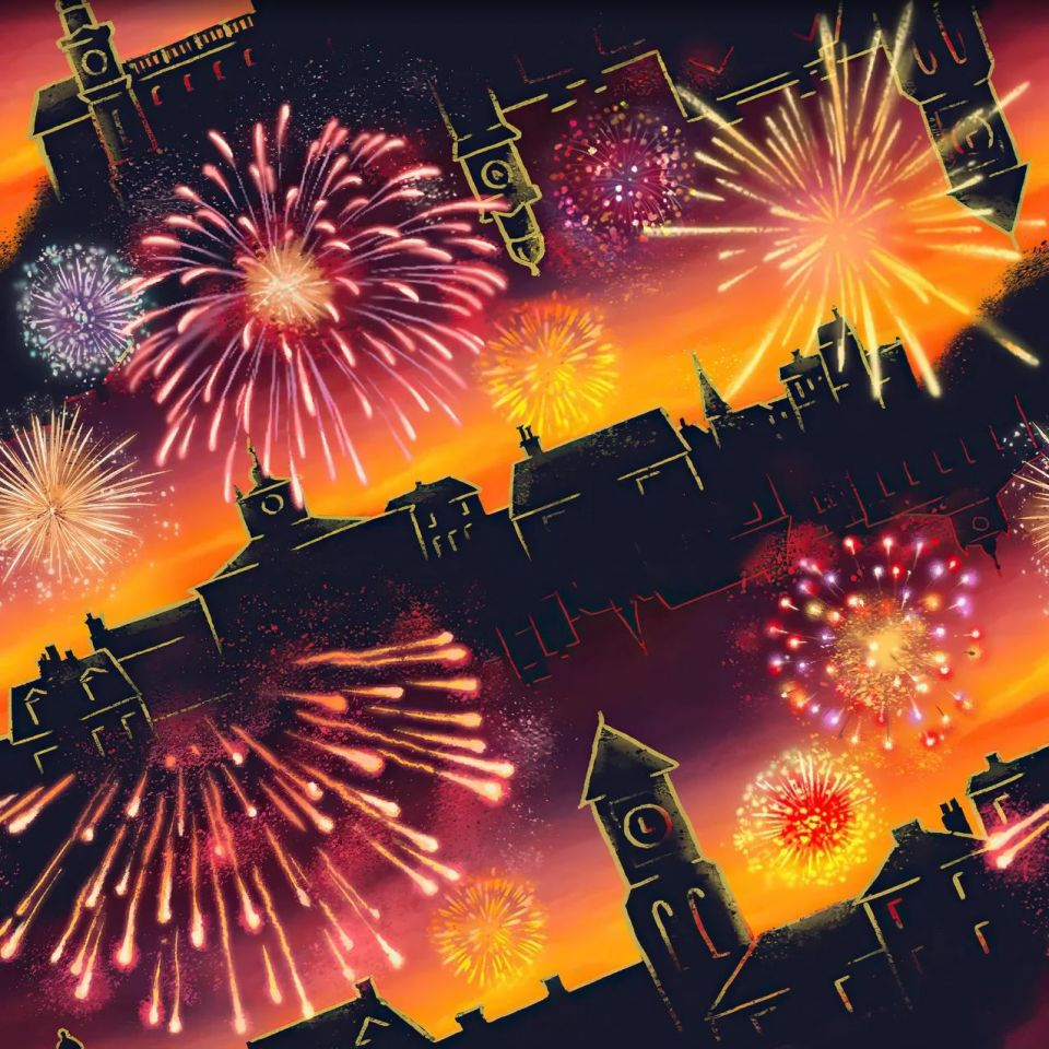 """Night Fireworks Night"""