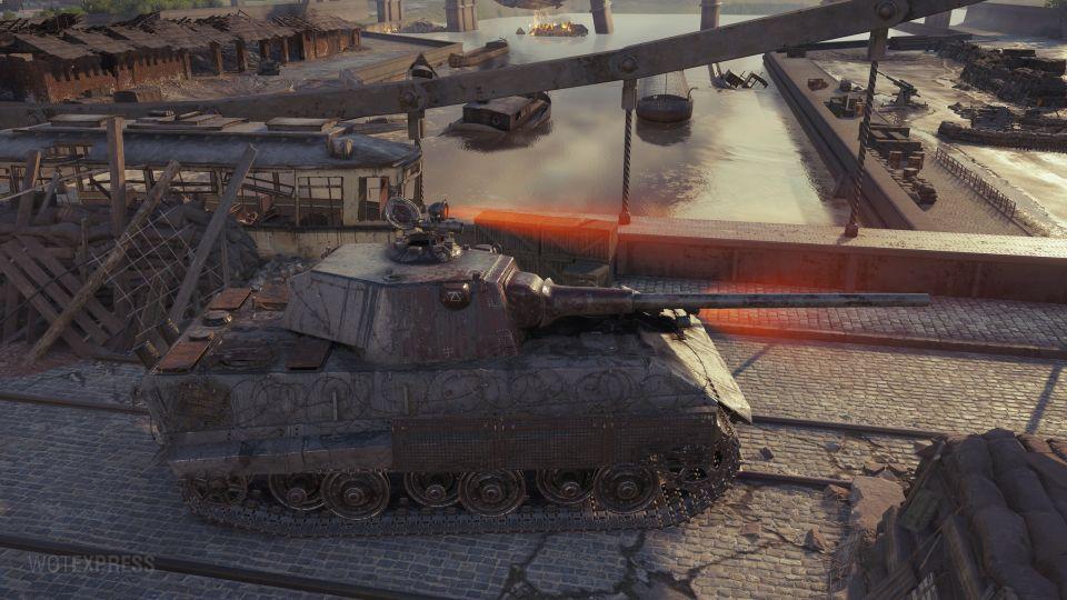 "Mirny-13: 3D Styly ""Ghost Mk. II ""pro tank Panther II, E 50 a E 50 Ausf. M"