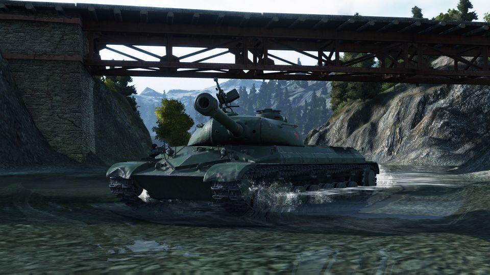 Aktualizace 1.11.1: Změny modelů tanků