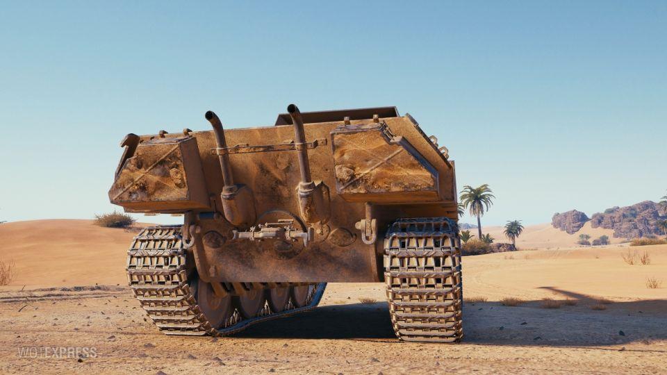 """Panzerskorpion"" Styl pro Rheinmetall Skorpion"
