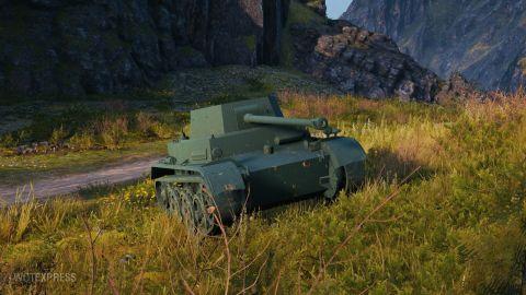 Fotky z bojiště tanku Pz.Sfl. IC (Nedokončený model)