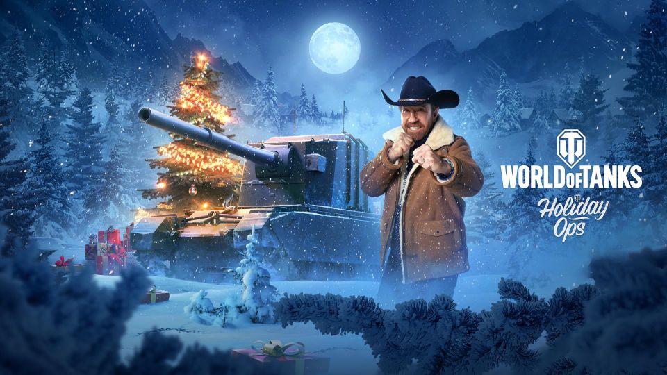 """Vánoční akce """"Holiday Ops 2020"""" startuje 8.12."""