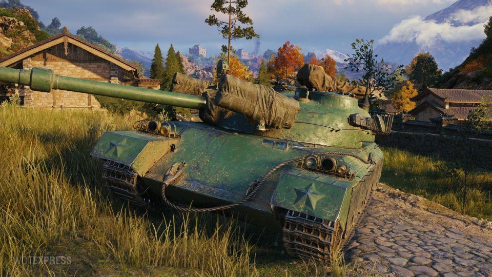 Obrázky tanku 🇨🇳 122 TM