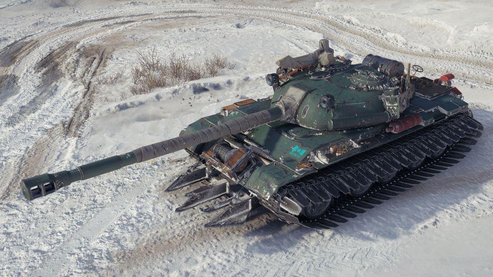 Supertest: Rebalanc čínských tanků