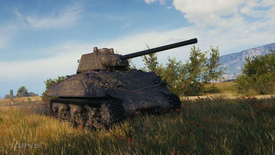 Update 1.14.1: M4A2 T-34, změny vlastností