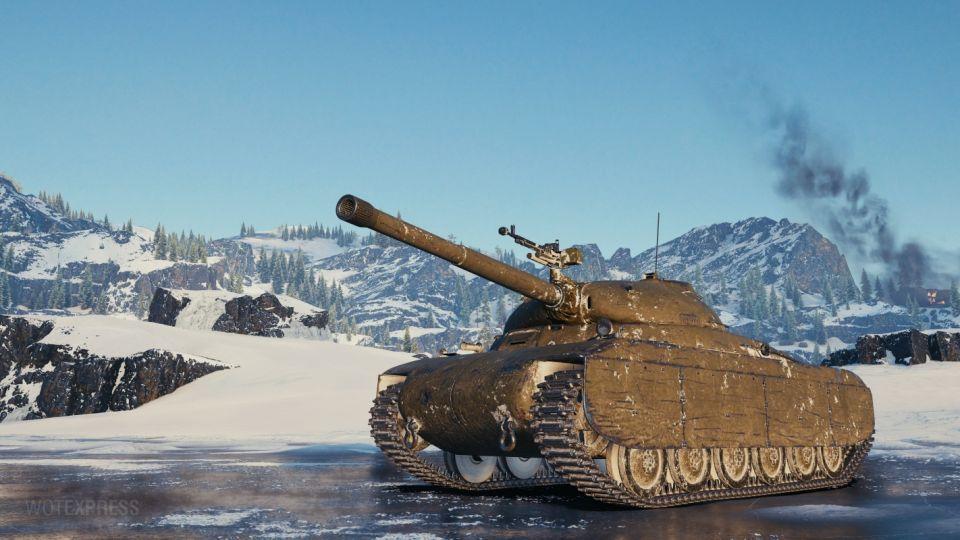 Herní obrázky tanku CS-44