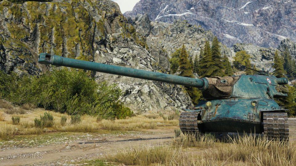 Fotky tanku Lorraine 50 t