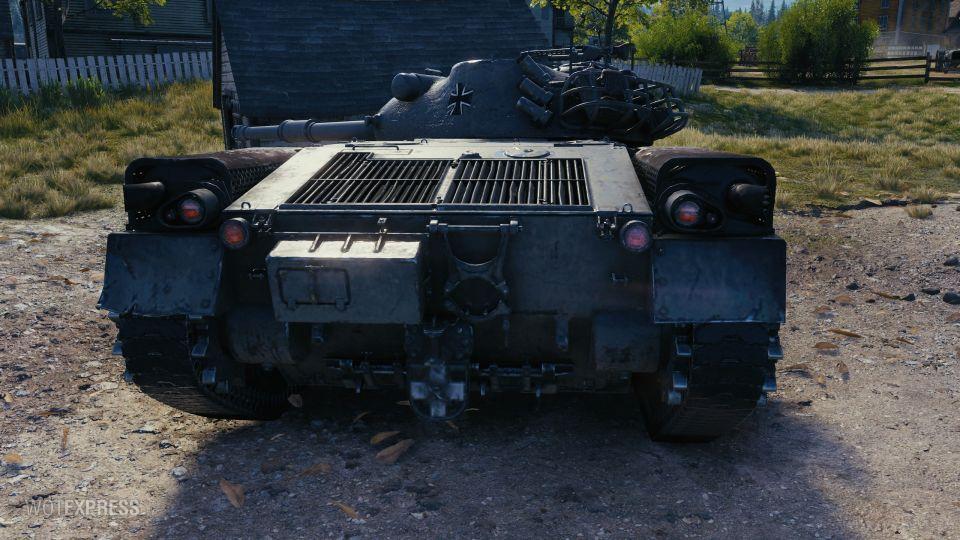 Obrázky tanku Kunze Panzer