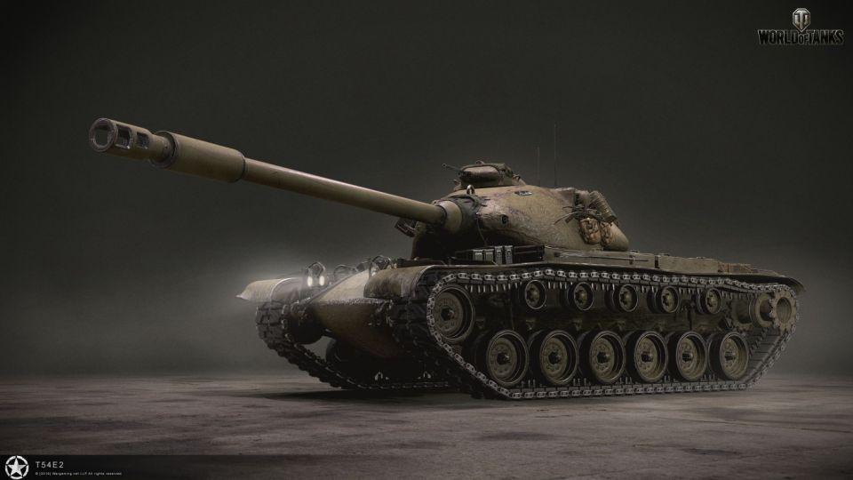 Super obrázky tanku M54 Renegade