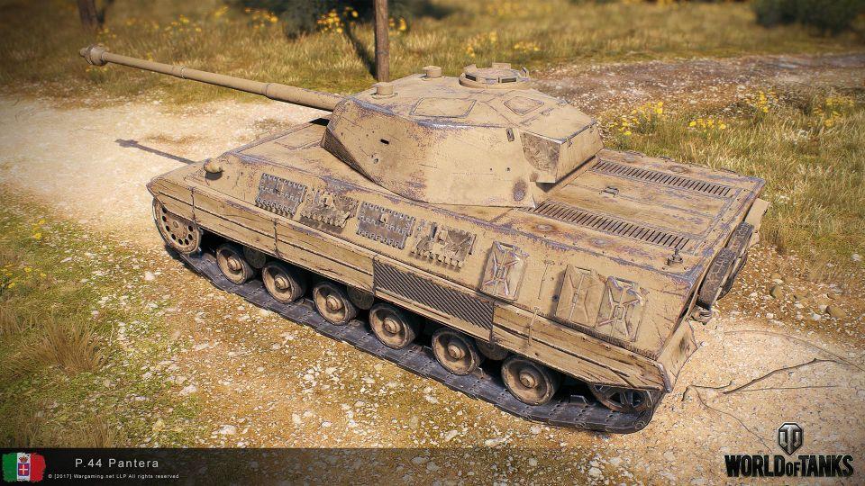 1.10: Úpravy italských středních tanků, Panhard EBR 75 (FL 10)