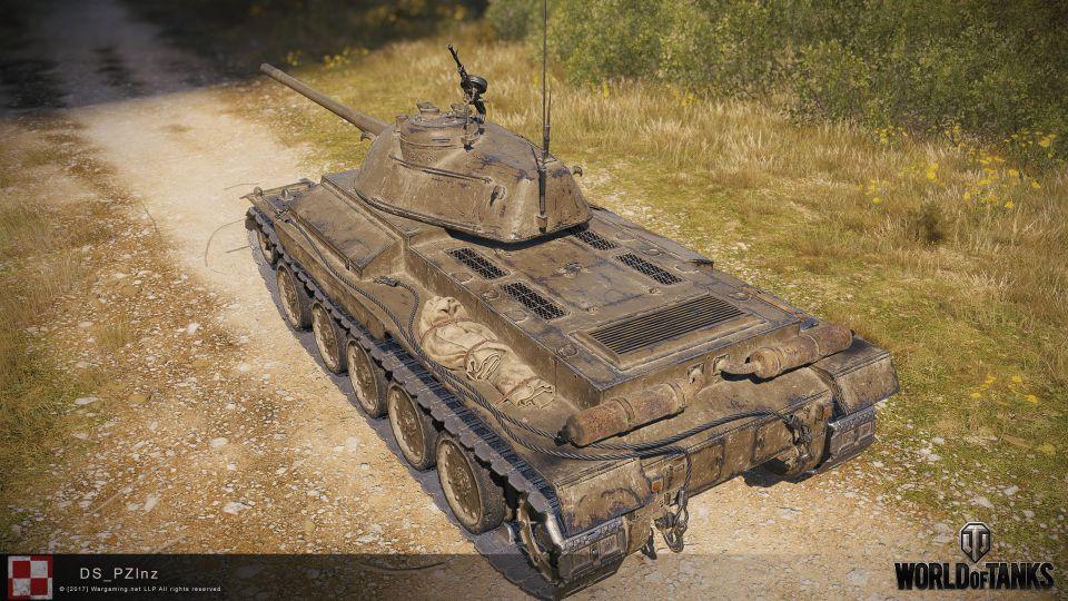 Supertest: Nové polské střední tanky