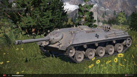 Kanonenjagdpanzer v E-Shopu