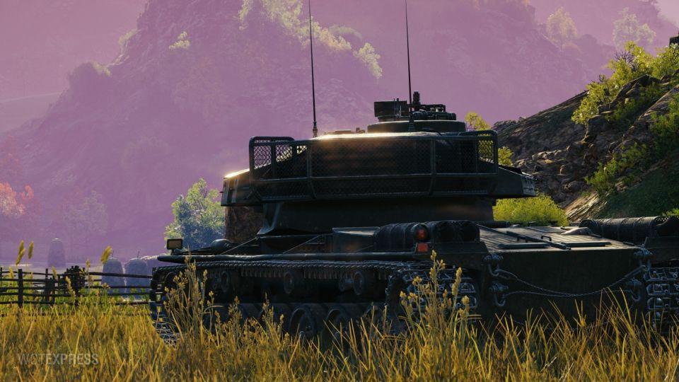 Herní obrázky tanku Strv K