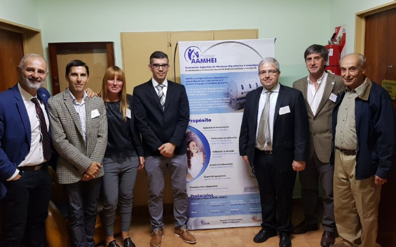 AAMHEI brought together health professionals in Bahía Blanca
