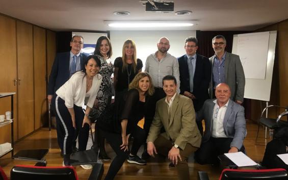 Se realizó en Madrid el primer encuentro AAMHEI- AEMHEI