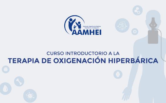 Curso digital sobre medicina hiperbárica