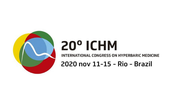 20th International Congress of Hyperbaric Medicine in Rio de Janeiro