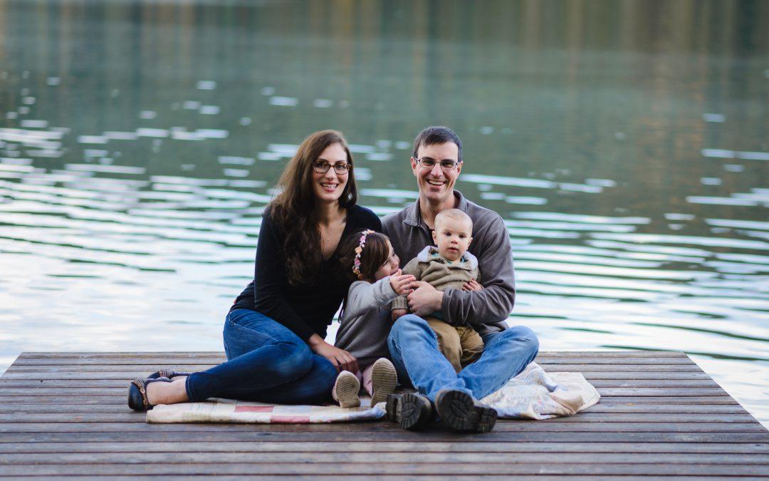 Mahan Family   Fall Session