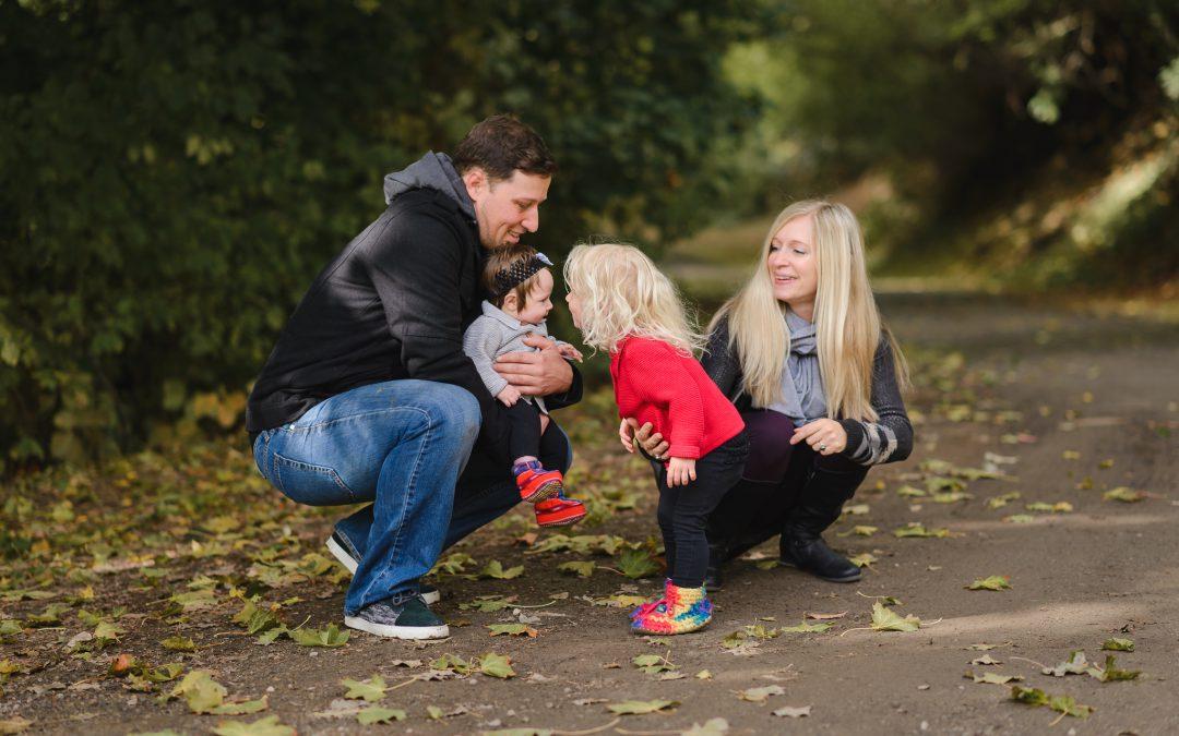 Van der Meer Family   Fall Session