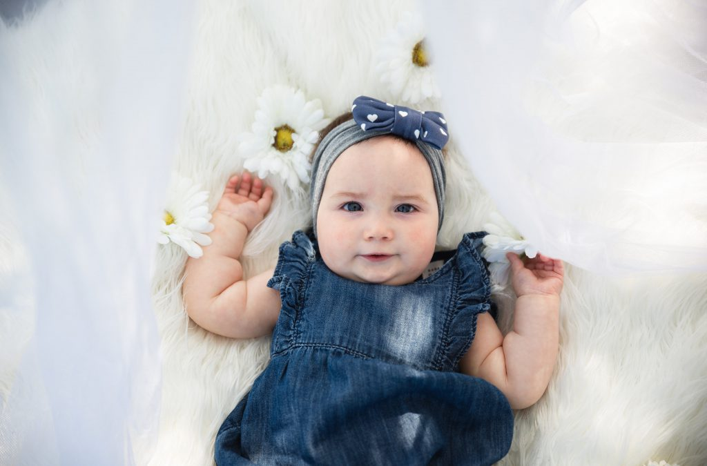 Oaklynn is 9 Months! | Milestone Session