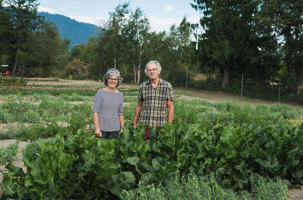 Tasty Acres | Local Organic Farm