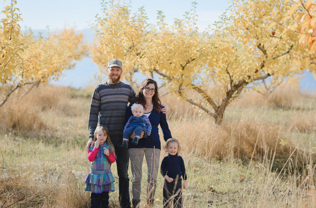 Nicole and Family | Fall Session