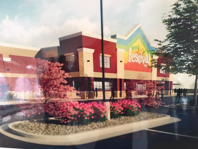 New Holmen location